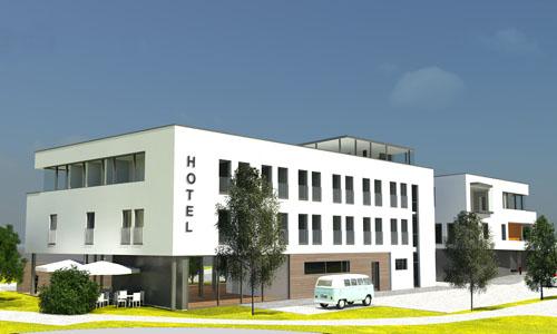 Appartement-Hotel in Weinsberg